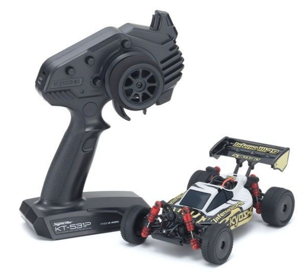 Kyosho Mini-Z Buggy MB-010 Inferno MP9 TKI3 + KT531P RTR, 32091WBK