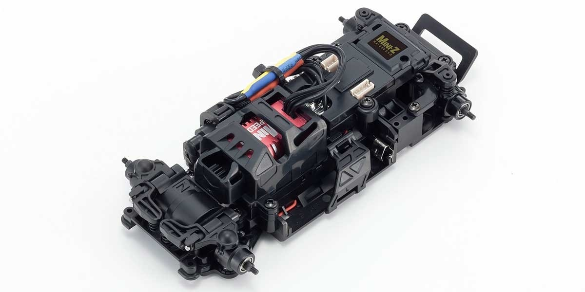 KYOSHO Mini-Z MA030 EVO CHASSIS SET (AWD - 8500KV), 32180B