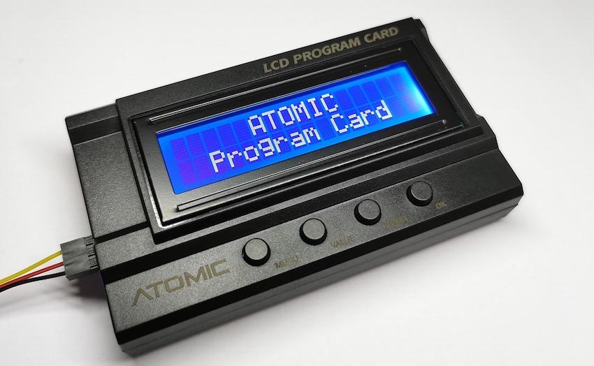 ATOMIC Carte de programmation AESC, AESC01-P