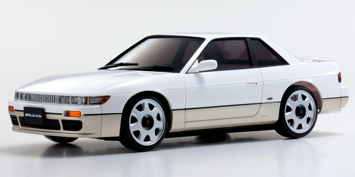 KYOSHO ASC MA-020S NISSAN Silvia S13 Warm White, MZP435WT
