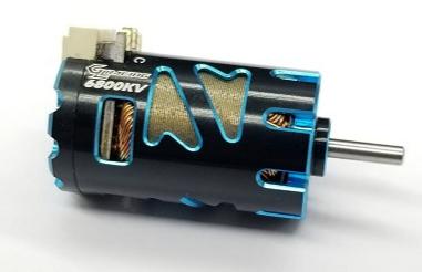 GL Racing Moteur brushless sensored 6800KV, GMM-002-sd68