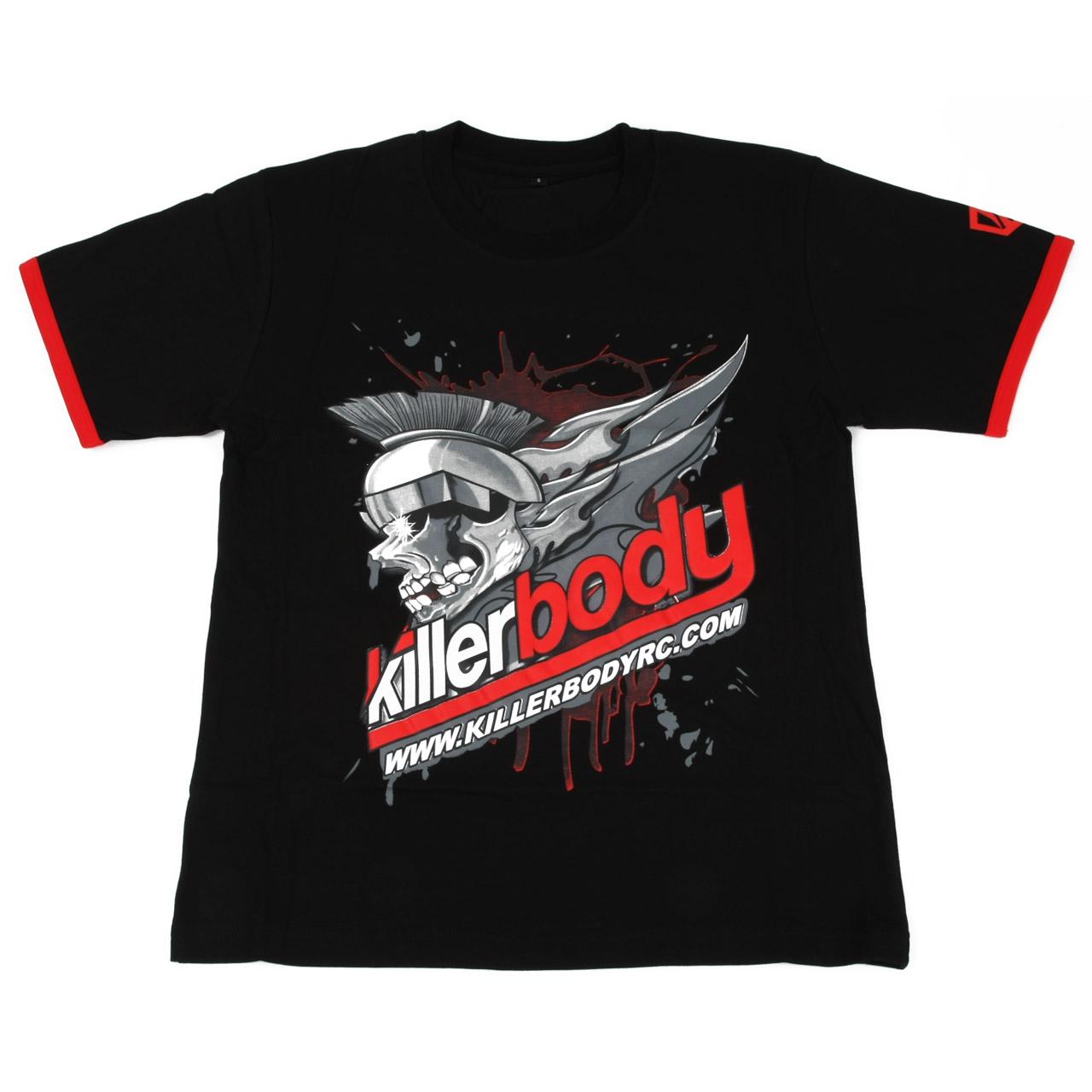 KILLERBODY T-Shirt Medium noir, KB20003M