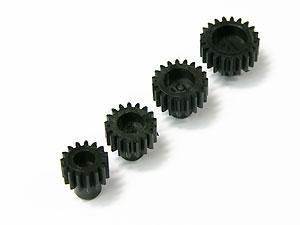 ATOMIC Kit pignon moteur 15/17/19/21T pour AWD, AWD027
