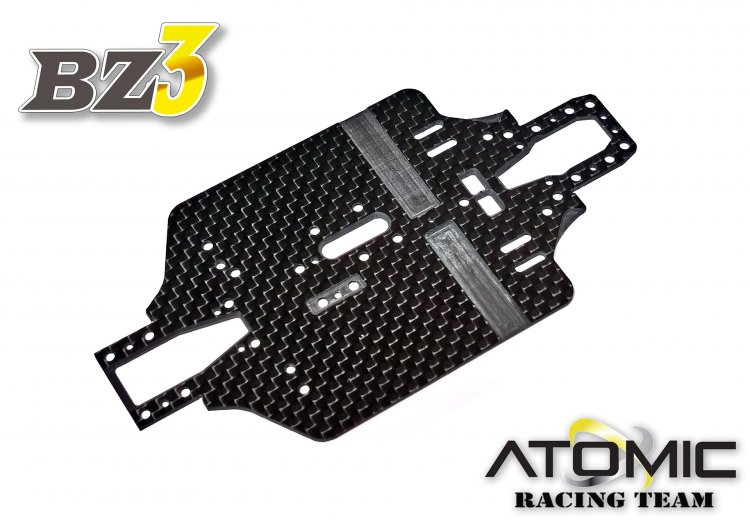 ATOMIC Châssis Large BZ3 pour le MID 50/50, BZ3-UP07