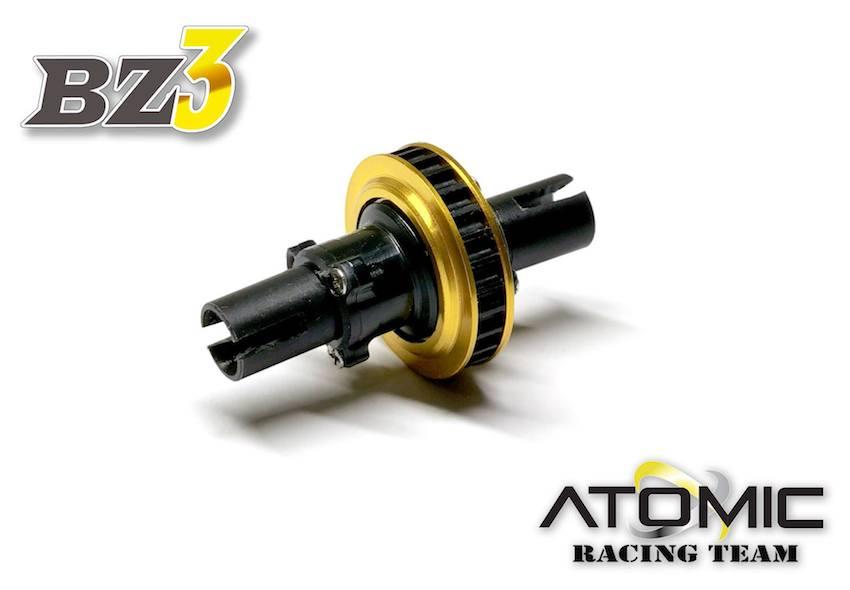 ATOMIC Dif à billes en alu BZ, BZ-UP014