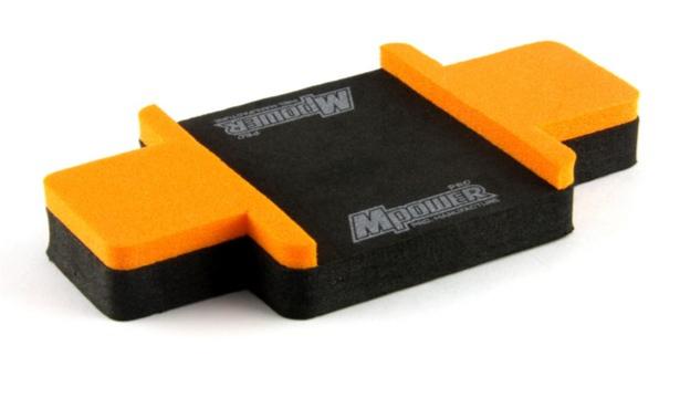 MPOWER Stand Mousse Orange pour Miniz, P1004OK