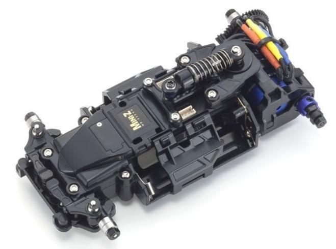KYOSHO Mini-Z MR03 EVO SP CHASSIS SET (N-MM2) 5600KV, 32793B