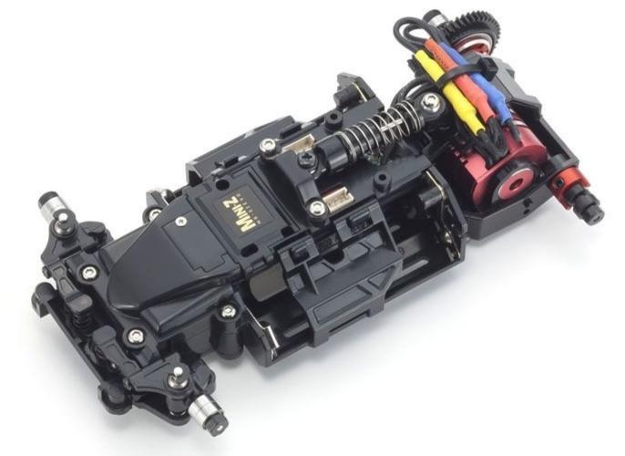 KYOSHO Mini-Z MR03 EVO SP CHASSIS SET (W-MM) 8500KV, 32792B