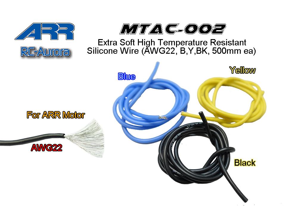 RC AURORA Fils haute résistance, MTAC-002