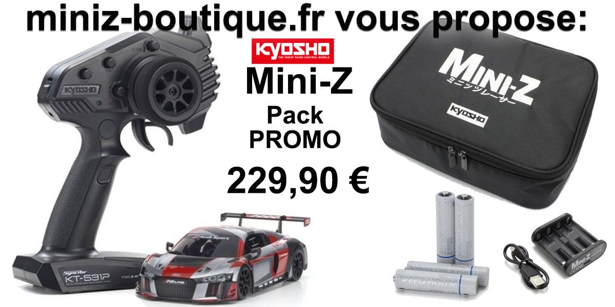Pack AUDI R8 LMS 2015 GRIS / ROUGE + Chargeur + Accu 800mAh + Housse de rangement, PACKAUDIRG