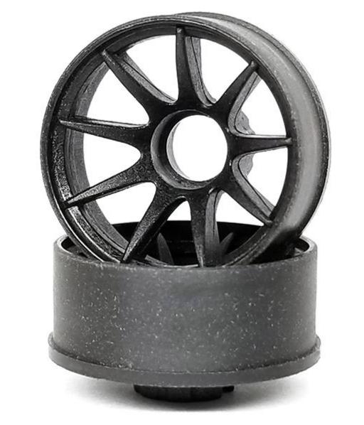 DXR Jantes arrière RWD MP1 en matériau composite carbone Déport 0, XRM002-W0