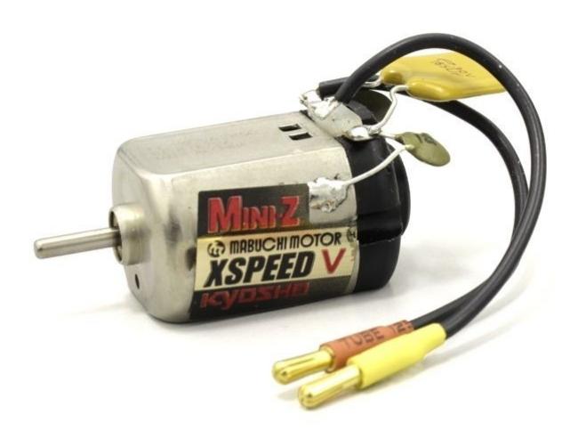 KYOSHO MOTEUR X-SPEED BRUSH Mini-Z MR03 EVO (82083 nécessaire), MZW301E