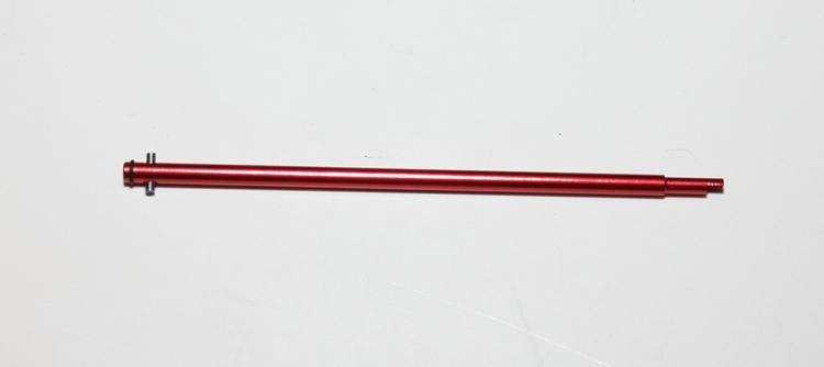 axe de transmission en alu rouge AMZ Atomic