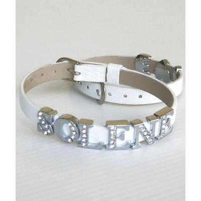 Bracelet prenom pas cher 2,90€