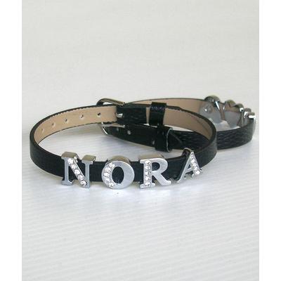 bracelet personnalisable lettre