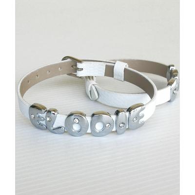 Bracelet composer prenom 5,90€
