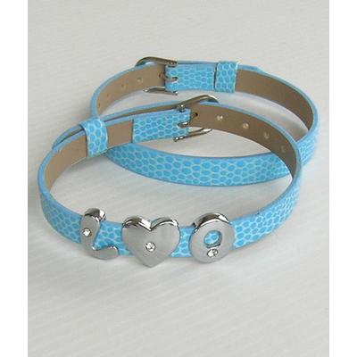 Bracelet lettre strass
