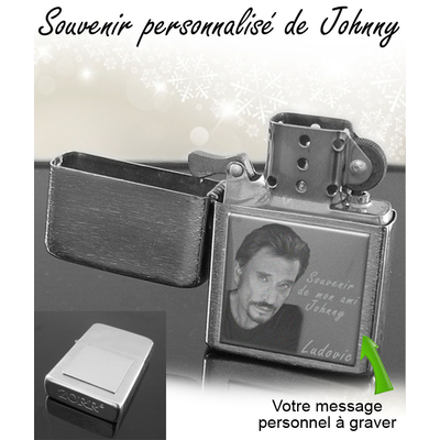 briquet johnny