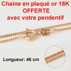 Chaine plaqué Or Offerte