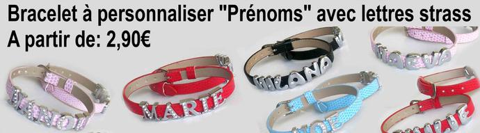 Bracelet-prenom