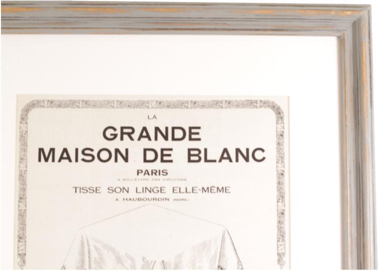 MAISON DE BLANC 2