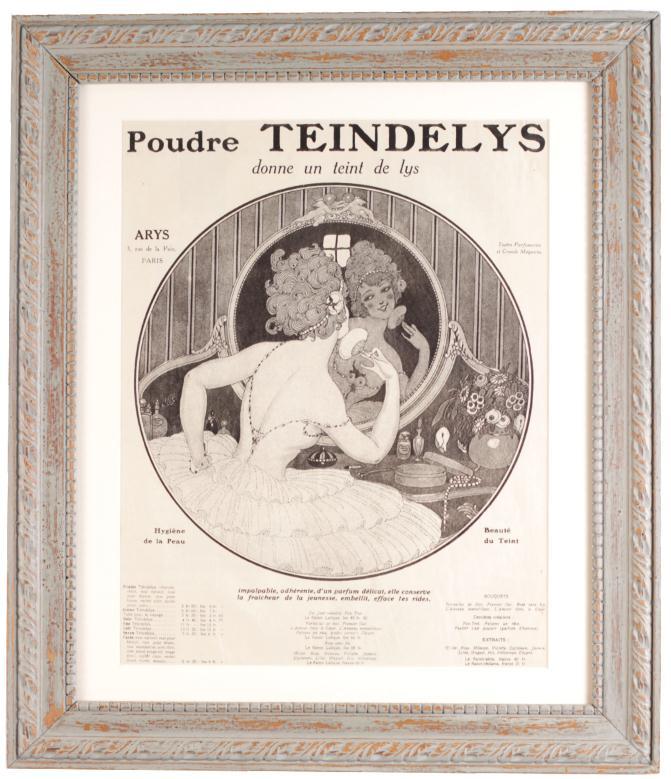 POUDRE TEINDELYS B1