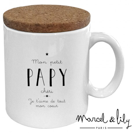 histoire-d-avant-mug-avec-son-couvercle-en-liège-mon-petit-papy-chéri