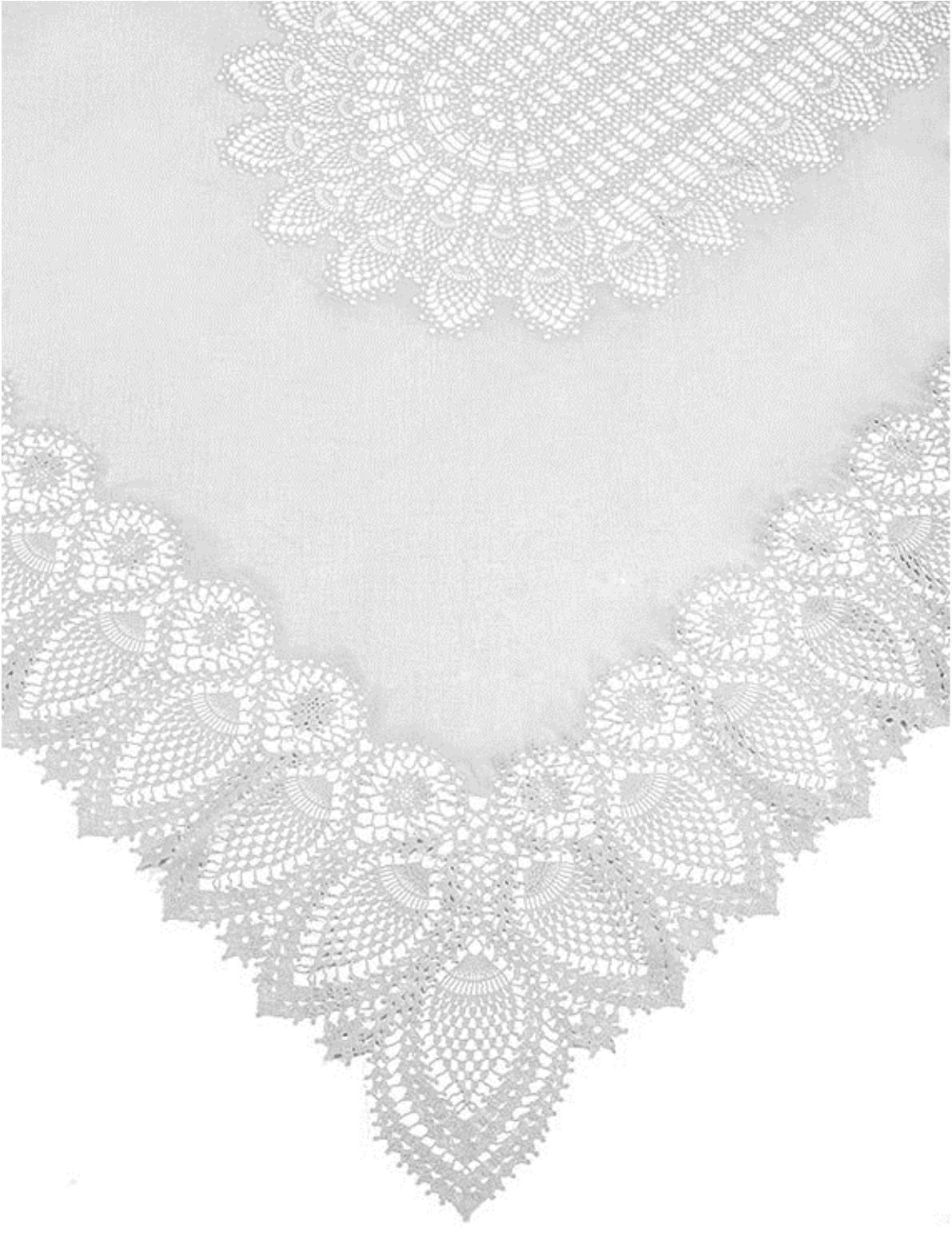 Nappe blanche dentelle vinyle 137x137cms nappes histoire d 39 avant - Nappe damassee blanche ...