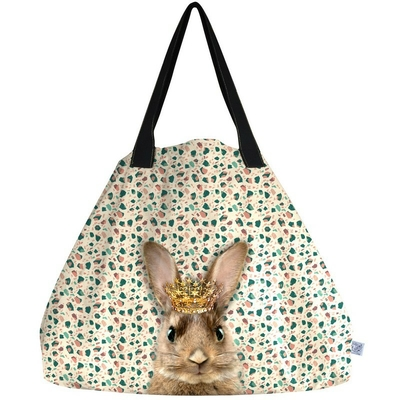 SAC TOTE BAG GEANT LAPIN KATE