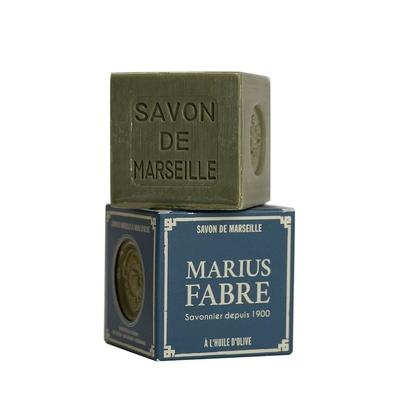 SAVON DE MARSEILLE A L'HUILE D'OLIVE 400GR