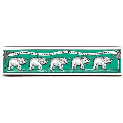 BOITE ALLUMETTES EXTRA LONGUES LES ELEPHANTS