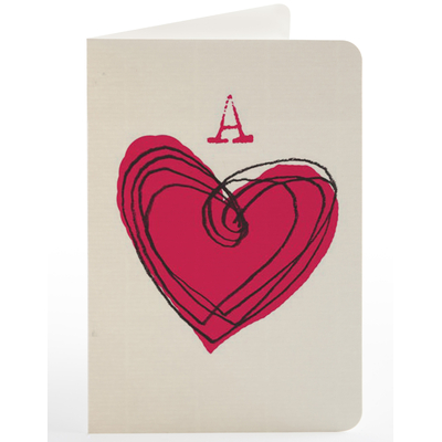 CARTE COEUR AMOUR