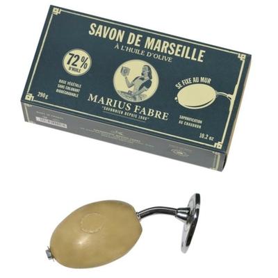 SAVON DE MARSEILLE A FIXER AU MUR