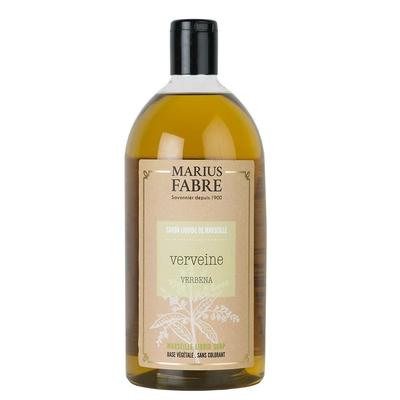 SAVON LIQUIDE DE MARSEILLE PARFUME A LA VERVEINE 1 LITRE