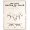 MAISON DE BLANC 4