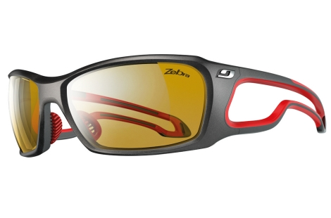 Lunette de VTT correctrice JULBO PIPELINE ZEBRA + clip optique 91b7be9a6142