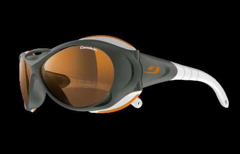 explorer cameleon kaki gris orange