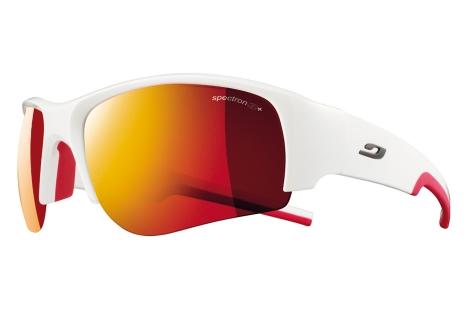 lunettes julbo Dust blanc rouge