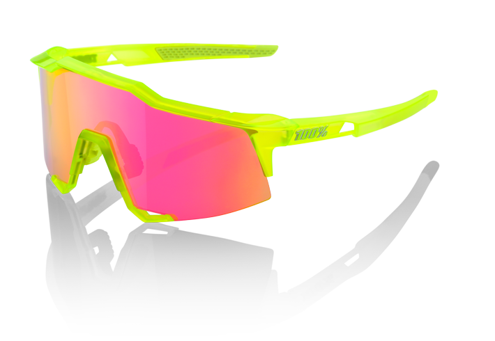 lunettes de velo de route sagan 100 speedcraft l fluo. Black Bedroom Furniture Sets. Home Design Ideas