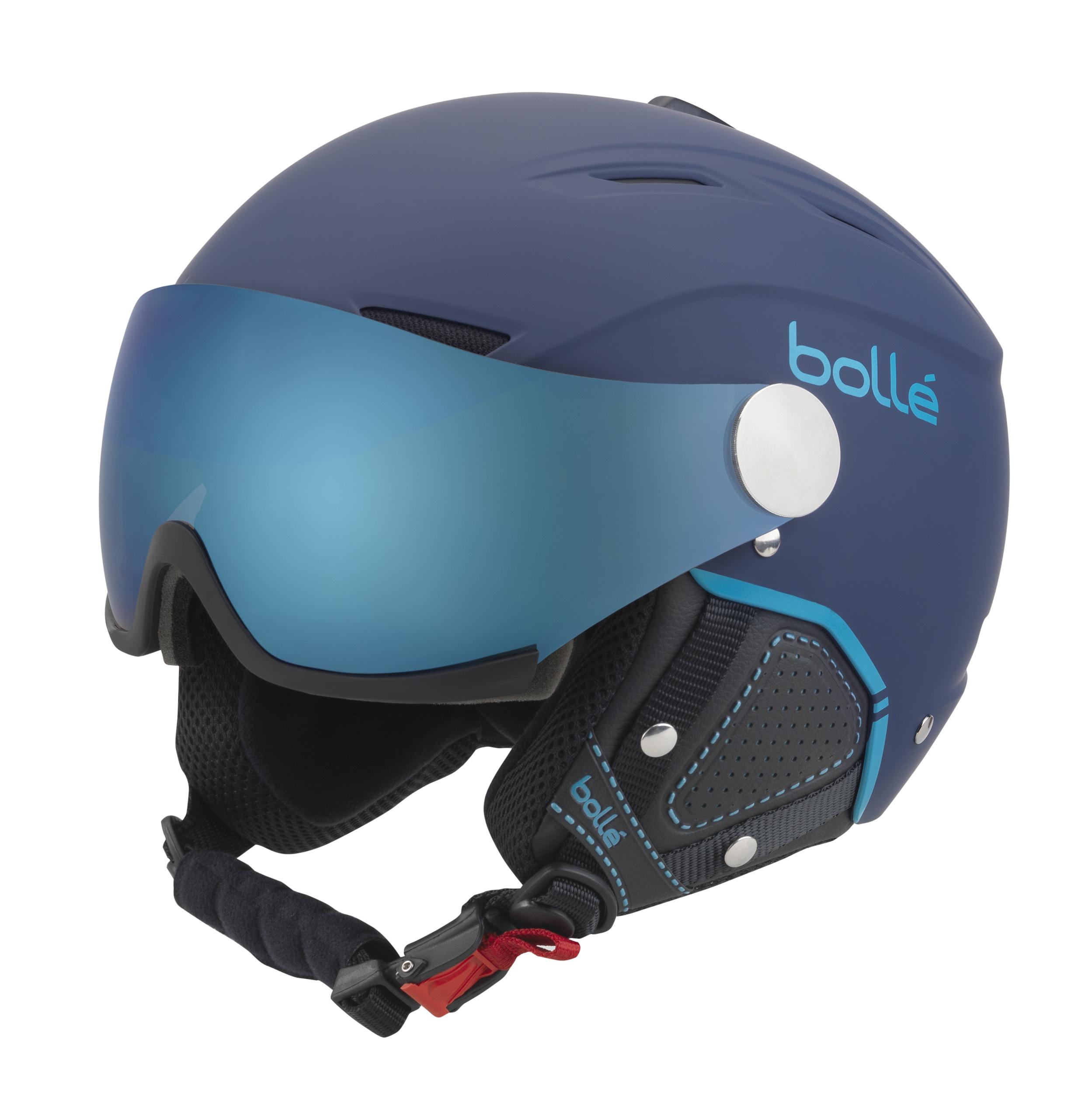 Casque De Ski Visiere Bolle Blackline Visor Premium Casque De Ski
