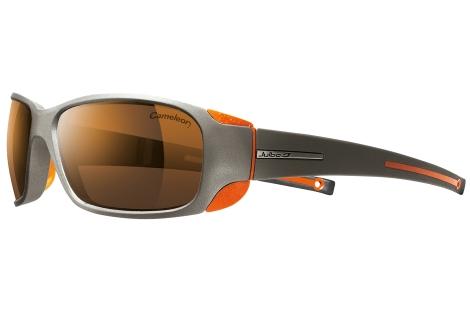 lunettes julbo MonteBianco Titane-orange cameleon polarisant