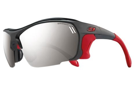lunettes julbo trek Trek Gris Rouge