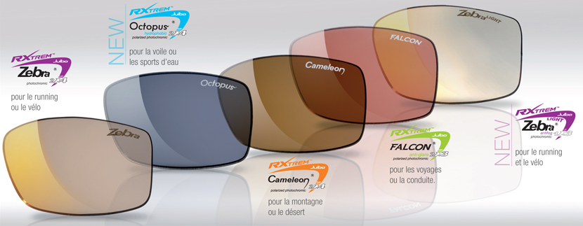 555f46b6f33383 Le point sur les differents verres Julbo - Actualités - Outdoorview.fr, Le  spécialiste des lunettes de sports correctrices