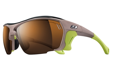 lunettes julbo Trek Titane Anis cameleon polarisant