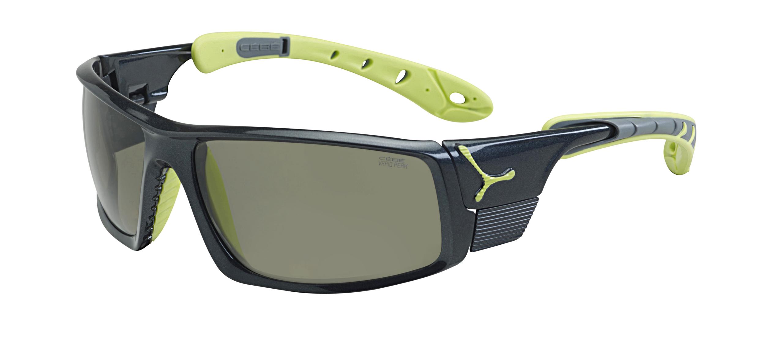 lunettes de soleil de montagne cebe ice 8000 photochromique. Black Bedroom Furniture Sets. Home Design Ideas