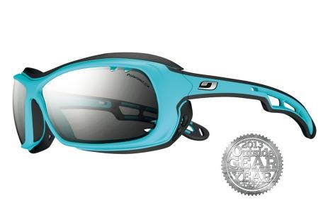 lunettes julbo Wave bleu-noir