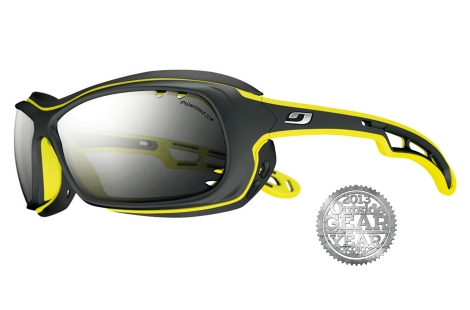 lunette julbo Wave noir-jaune