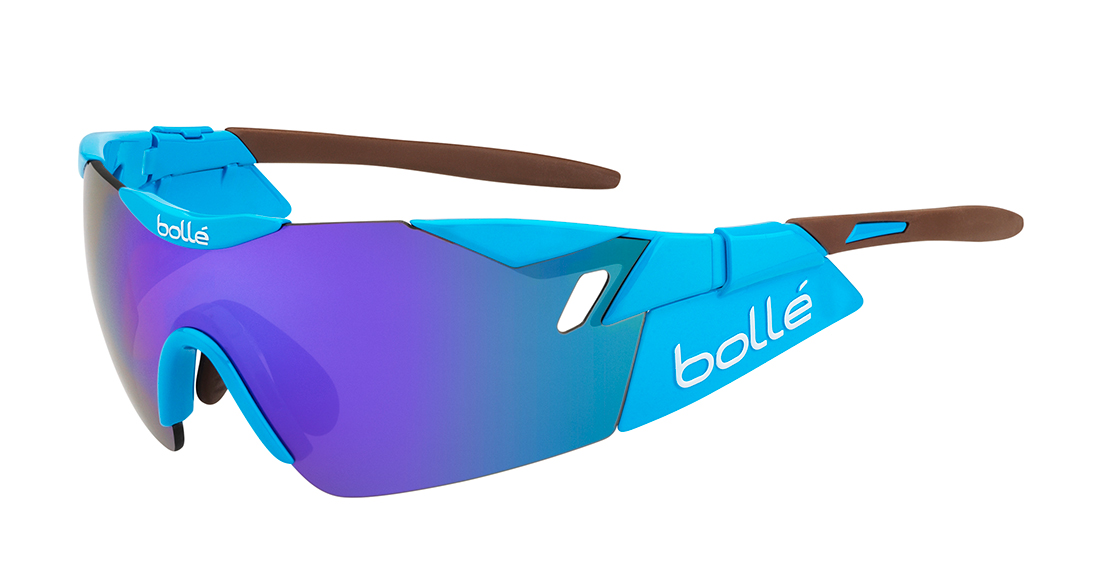lunettes de soleil bollé 6th sens ag2r tour de france