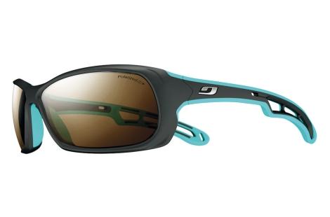 lunettes julbo Swell noir bleu pour sport deau