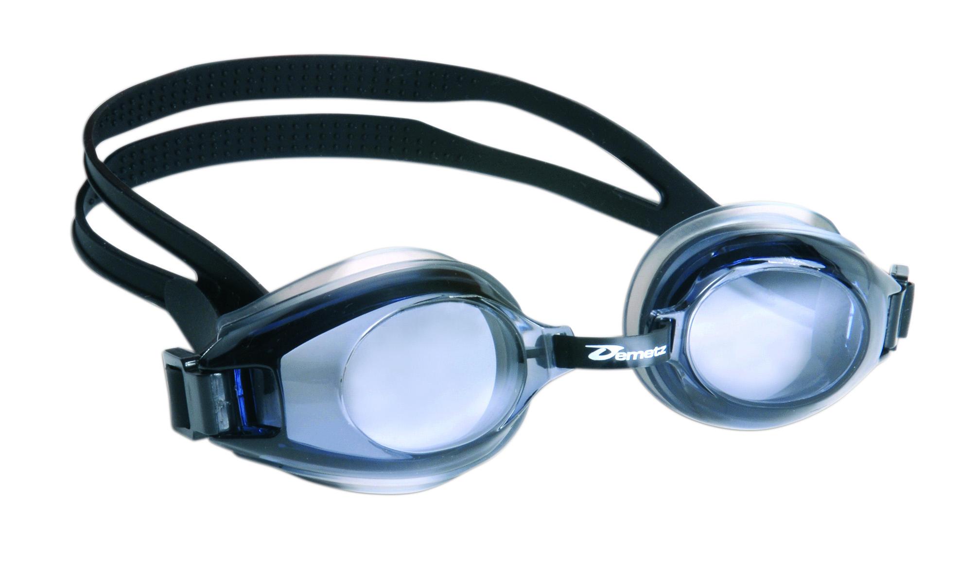 Lunettes de piscine correctrice a la vue demetz master for Piscine a pas cher